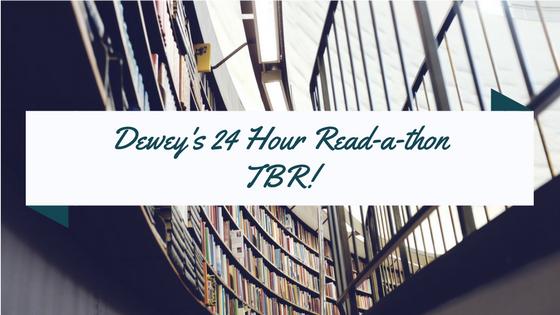 Dewy's 24 Hour Readathon (1)