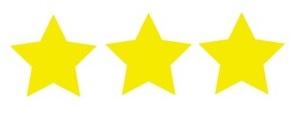 3 stars 2