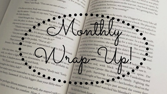 monthly wrapup