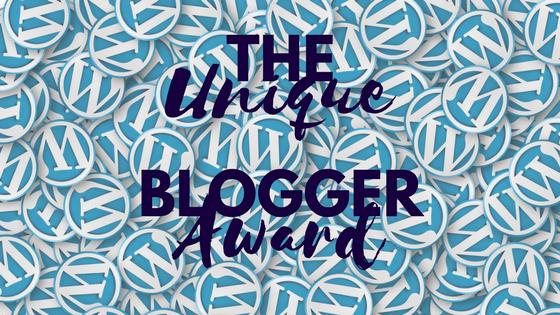 The unique blogger