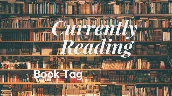 currently reading book tag
