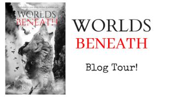 Worlds beneath blog tour