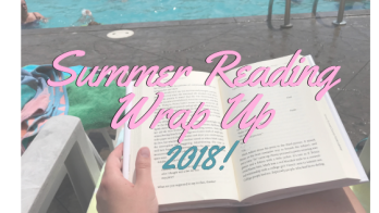 Summer Reading wrap up2018