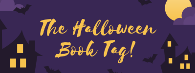 halloween book tag