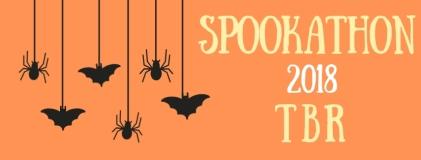 spookathon tbr