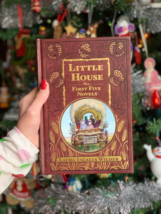 Blogmas Book Quotes Laura Ingalls Wilder The Calico Books
