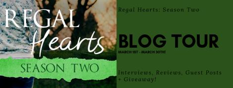 regal hearts season two blog tour